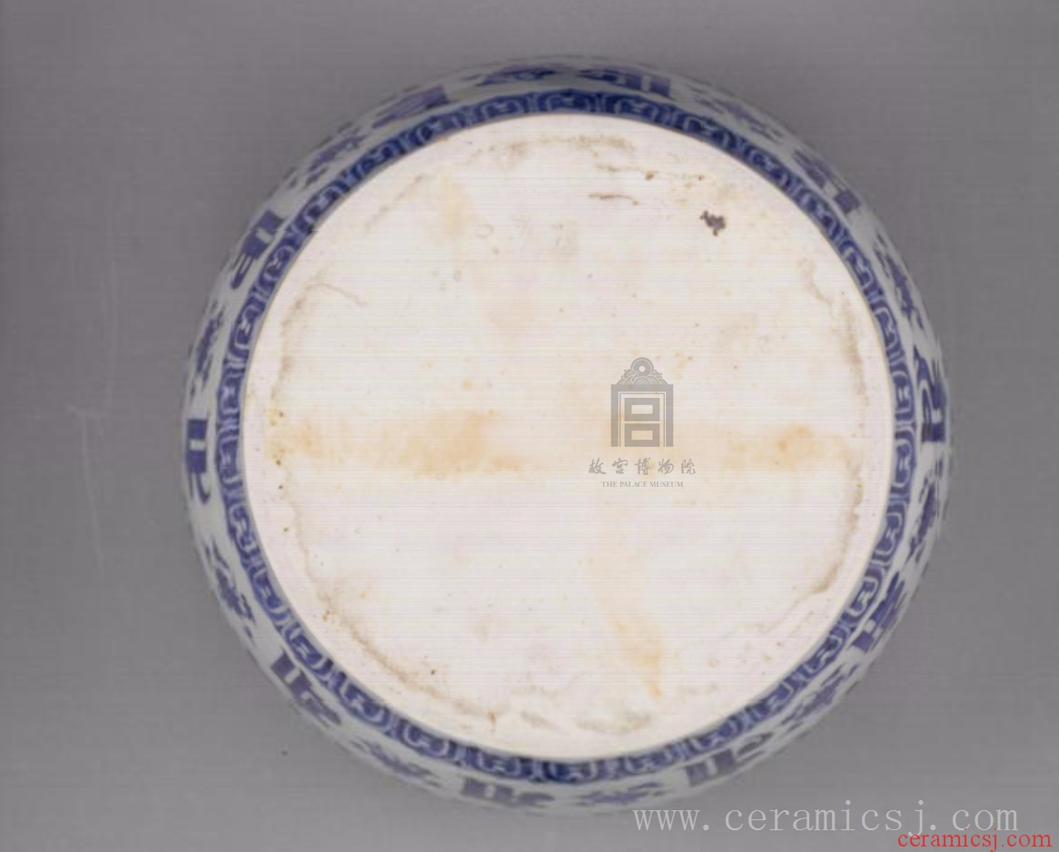 Period: Xuande reign (1426-1435), Ming dynasty (1368-1644)  Glazetype: blue-and-white