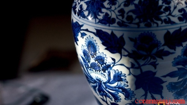 Ma Weidu said: the mystery of Yuan blue and white